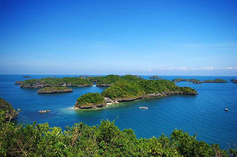 Travel Guide Hundred Islands National Park In Pangasinan