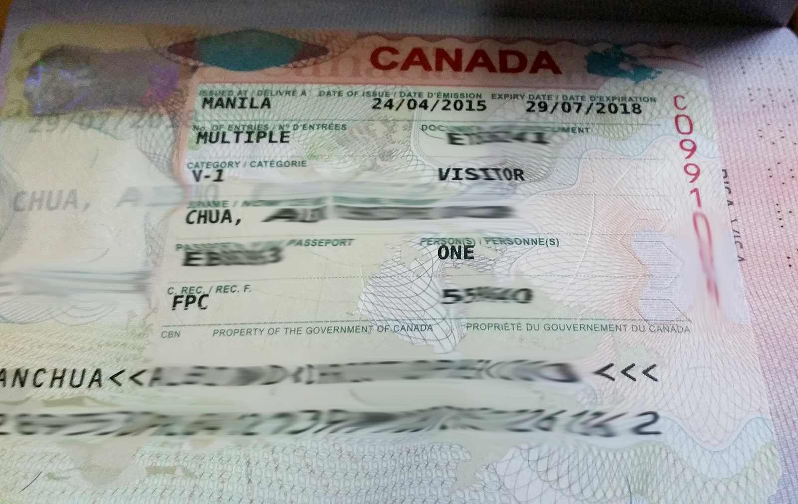 How to get a canada tourist visa in the philippines i wander stopboris