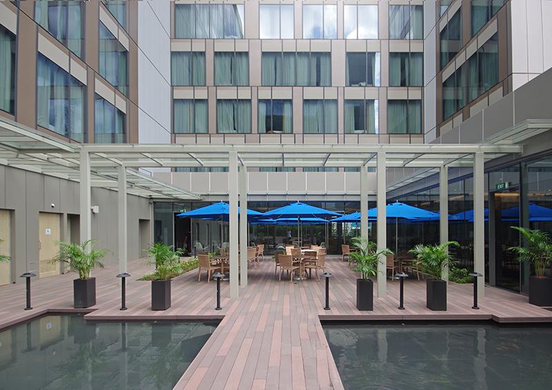 Holiday Inn Express Singapore Katong Review